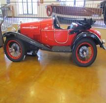 Amilcar Italia Modelo Sport CGS  1927 Rome