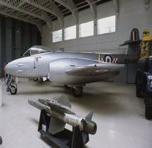 Gloster Meteor F8 Duxford