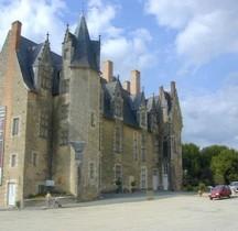 Maine et Loire Baugé  Chateau du Roi René