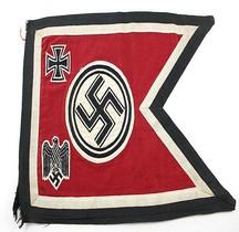 2eGM 1941 Fanion Fieldmarchall Keitel