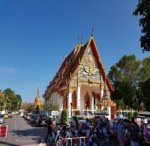 Thaïlande Phuket Temple Wat Putta Mongkon