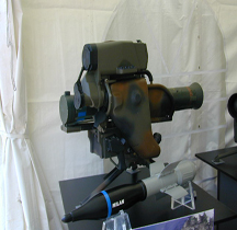 Missile Anti Char Milan 3 Montpellier