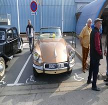 Citroën DS 21 Cabriolet 1968 Palavas 2018