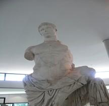 Statuaire Rome Auguste Arles Théatre