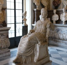 Statuaire 6 Empereurs.30.1.2 Helene Rome Musei Capitolini