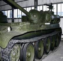 SU 101 Uralmash Tank Destroyer Kubinka
