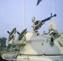 T-55 M1 Leon 1 Pérou