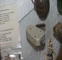 2°GM 1944 Lampe DUAL Ousitreham