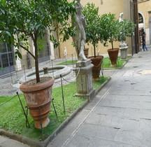 Florence Palazzo Medici Riccardi Jardins