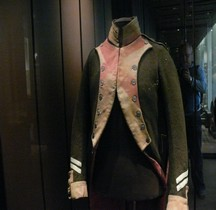 Napoléon I Cavalerie Dragon 1805 16e RD MdL Habit Veste