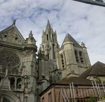 Oise Senlis Cathédrale Notre Dame