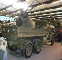 GMC CCKW-353-B2 guntruck with M45 Quadmount