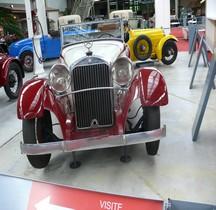 Mercedes Mannheim 370 1933  Bruxelles
