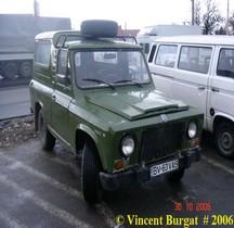 Roumanie ARO 243
