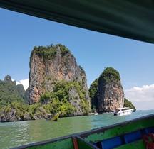 Thaïlande James Bond Island ile Koh Tapu