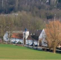 Waterloo Ferme Mont St Jean
