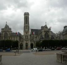 Paris Eglise St Germain l'Auxerrois
