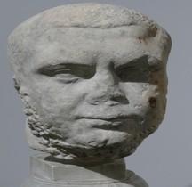 Statuaire 6 Empereurs.11 Balbin  Rome Museo Palatino