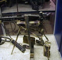 Maschinengewehr 42  Lafette Fliegerdreibein Tripod  Bayeux