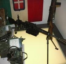 Fucile Mitragliatore Breda modello 30 Bruxelles