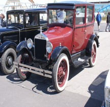 Ford Model T Tudor 1926 Palavas 2019