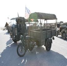 Motocarro Unificato Militare Gilera Mercurio Canet 2015