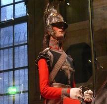 1814 Garde Royale Mousquetaire Noir 2e Cie Paris