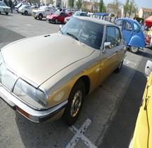 Citroën SM 1970 Palavas 2018