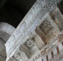 Rome Rione Campitelli Forum Romain Temple de la Concorde