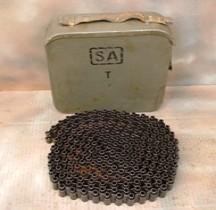 Mitrailleuse Maxim M1910 Boite munitions