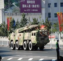 Missile Sol Sol Dong Feng 11 Pékin