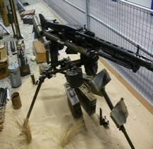 Maschinengewehr 42  Lafette Fliegerdreibein Tripod  St Laurent