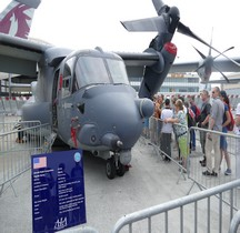 Boeing-Bell CV 22 Osprey Le Bourget  2017
