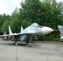 MiG 29 Fulcrum A Moscou