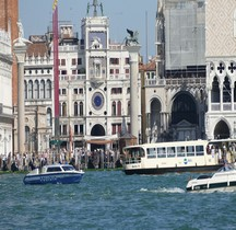 Venise Piazza San Marco Torre dell'Orologio