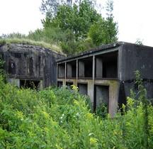 16 SF Bas Rhin SS Erstein  Casemate Stall 18-3  Bas Rhin