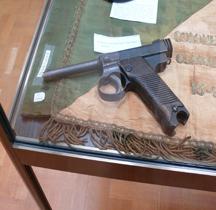 Pistolet Nambu Type 14 ( Aubagne)