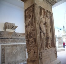 Rome Monument Funéraire  Tombe Gaius Alpinus Asper Trèves