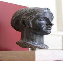 Rome.02 Buste féminin dit de Sappho Rome Palazzo Massimo