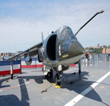 Hawker Siddeley AV-8C Harrier USS Intrepid