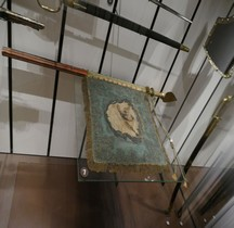 1750 Prusse Eskadronstandart Paris Invalides