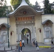 Turquie Istanbul Topkapi