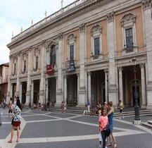 Rome Rione Campitelli Capitole Piazza del Campidoglio