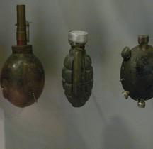 1°GM 1918 Grenade Défensive F1 Modèle 1918 Paris