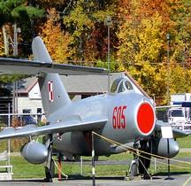 MiG 17 Fresco A USA