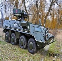 Ukraine BTR 4 GROM