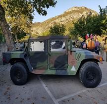 Hummer M1038 Cargo  Troop Carrier