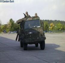 Unimog 435 Lkw DB 2t tmil gl (Patrouillenfahrzeug)