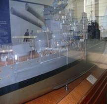 Cuirassé HMS King Georges V 1939 Maquette Greenwich