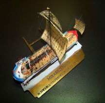 3 Rome Marine Militaire Mirabilis Navis Caligula Maquette